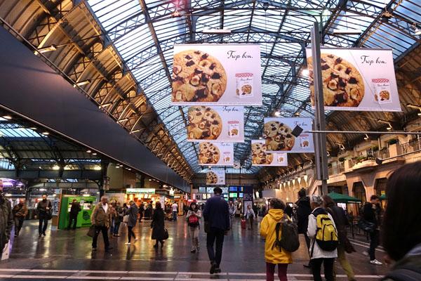 パリ 東駅