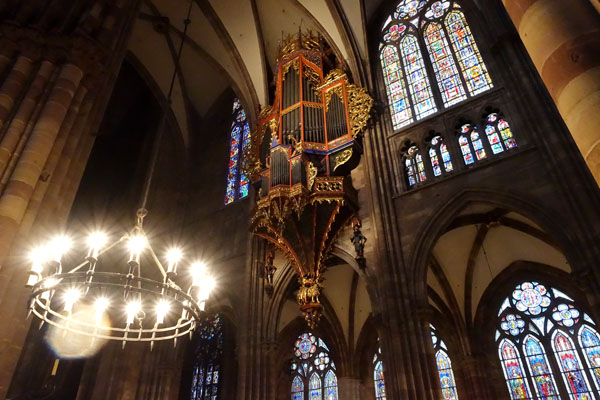 ストラスブール 大聖堂