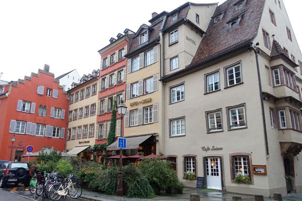 ストラスブール ホテル スイス